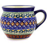 Polish Pottery Stoneware BUBBLE MUG