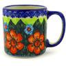 Polish Pottery Stoneware Mug