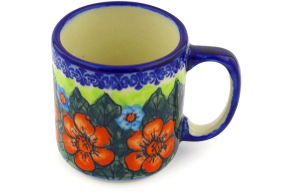 Beautiful Stoneware Coffe Cup