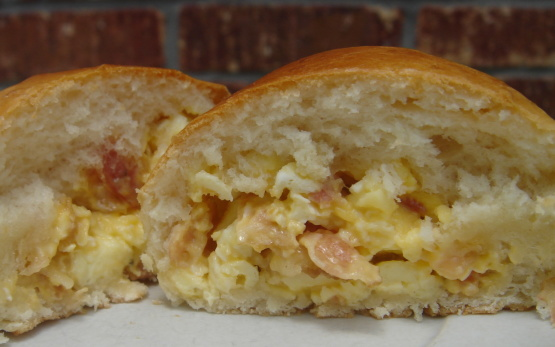 Ham and Egg Kolache