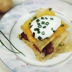 Polish Recipe for Pierogi Caserole