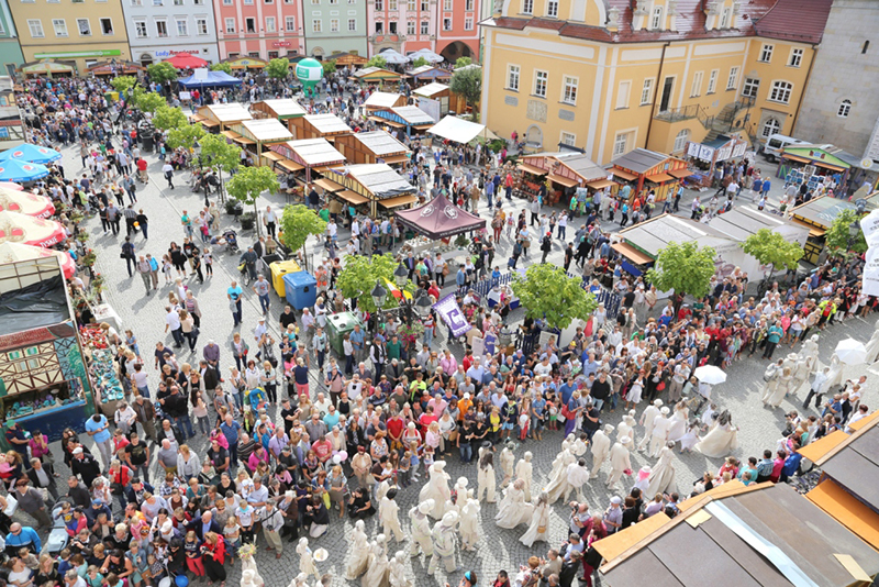 The 21st Annual Polish Pottery Festival in Boleslawiec, Poland