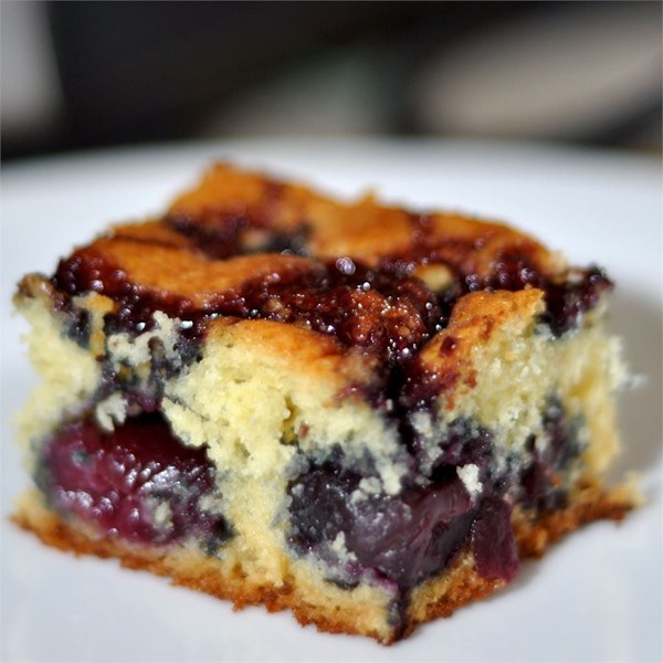 Sweet Polish Cherry Cake Recipe