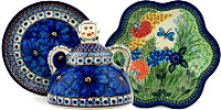 Polish Pottery Featured Patterns