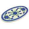 10-inch Stoneware Cutting Board - Polmedia Polish Pottery H4502G