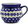 10 oz Stoneware Bubble Mug - Polmedia Polish Pottery H0913A