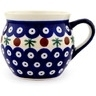 10 oz Stoneware Bubble Mug - Polmedia Polish Pottery H0915A