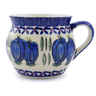 10 oz Stoneware Bubble Mug - Polmedia Polish Pottery H3318C