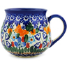 10 oz Stoneware Bubble Mug - Polmedia Polish Pottery H4408K