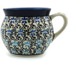 10 oz Stoneware Bubble Mug - Polmedia Polish Pottery H4816I
