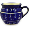 10 oz Stoneware Bubble Mug - Polmedia Polish Pottery H5750D
