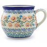 10 oz Stoneware Bubble Mug - Polmedia Polish Pottery H5852C