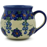 10 oz Stoneware Bubble Mug - Polmedia Polish Pottery H6021K