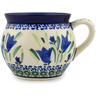 10 oz Stoneware Bubble Mug - Polmedia Polish Pottery H7299C