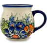 10 oz Stoneware Bubble Mug - Polmedia Polish Pottery H7923C