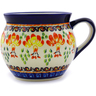 10 oz Stoneware Bubble Mug - Polmedia Polish Pottery H8170I