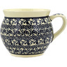 10 oz Stoneware Bubble Mug - Polmedia Polish Pottery H9172D