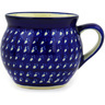 10 oz Stoneware Bubble Mug - Polmedia Polish Pottery H9319D