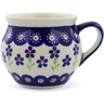 10 oz Stoneware Bubble Mug - Polmedia Polish Pottery H9650D