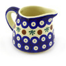10 oz Stoneware Pitcher - Polmedia Polish Pottery H5029F