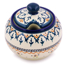 10 oz Stoneware Sugar Bowl - Polmedia Polish Pottery H5910I