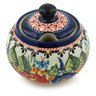 10 oz Stoneware Sugar Bowl - Polmedia Polish Pottery H8896B