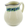 101 oz Stoneware Pitcher - Polmedia Polish Pottery H5837B