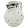 101 oz Stoneware Pitcher - Polmedia Polish Pottery H8740K