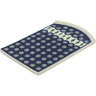 11-inch Stoneware Cutting Board - Polmedia Polish Pottery H9091G