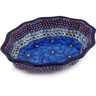 11-inch Stoneware Serving Bowl - Polmedia Polish Pottery H4570G