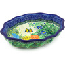 11-inch Stoneware Serving Bowl - Polmedia Polish Pottery H5022G