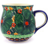 11 oz Stoneware Bubble Mug - Polmedia Polish Pottery H9867F