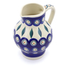 11 oz Stoneware Pitcher - Polmedia Polish Pottery H2356F
