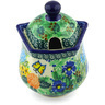 11 oz Stoneware Sugar Bowl - Polmedia Polish Pottery H3622G