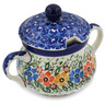 11 oz Stoneware Sugar Bowl - Polmedia Polish Pottery H5581L