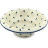 12-inch Stoneware Bowl with Rolled Lip - Polmedia Polish Pottery H2700B
