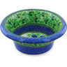 12-inch Stoneware Bowl with Rolled Lip - Polmedia Polish Pottery H3525G