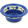 12-inch Stoneware Bowl with Rolled Lip - Polmedia Polish Pottery H6495G