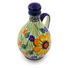 12 oz Stoneware Bottle - Polmedia Polish Pottery H8198I