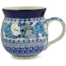 12 oz Stoneware Bubble Mug - Polmedia Polish Pottery H0069L
