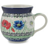12 oz Stoneware Bubble Mug - Polmedia Polish Pottery H0086L