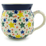 12 oz Stoneware Bubble Mug - Polmedia Polish Pottery H0091I