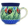 12 oz Stoneware Bubble Mug - Polmedia Polish Pottery H0152I