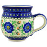 12 oz Stoneware Bubble Mug - Polmedia Polish Pottery H0229D