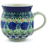 12 oz Stoneware Bubble Mug - Polmedia Polish Pottery H0343B