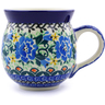 12 oz Stoneware Bubble Mug - Polmedia Polish Pottery H0370B