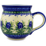 12 oz Stoneware Bubble Mug - Polmedia Polish Pottery H0618B