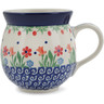 12 oz Stoneware Bubble Mug - Polmedia Polish Pottery H0691L