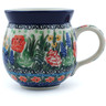 12 oz Stoneware Bubble Mug - Polmedia Polish Pottery H0775E