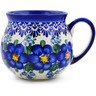 12 oz Stoneware Bubble Mug - Polmedia Polish Pottery H0866K